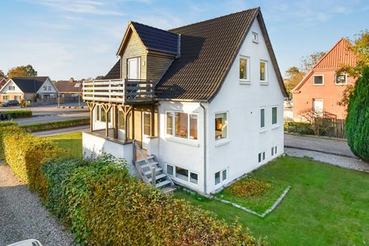 Villa på Nørregade i Padborg - Ejendom 1