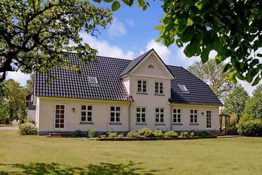 Landejendom på Ryttergabsvej i Padborg - Ejendommen