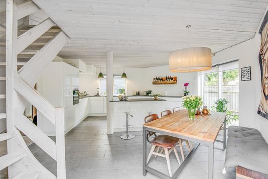 Villa på Tjørnevej i Kongens Lyngby - Køkken