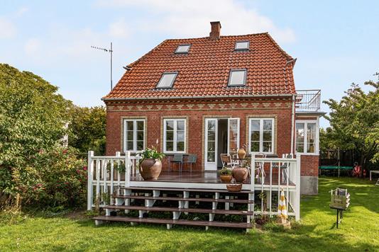 Villa på Milanovej i København S - Ejendom 1