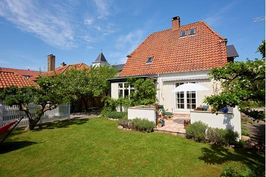 Villa på Ove Billes Vej i København S - Ejendommen