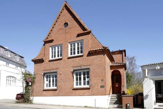 Villa på Valdemarsgade i Svendborg - Ejendommen