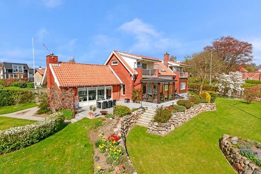 Villa på Sætting Strandvej i Svendborg - Ejendommen