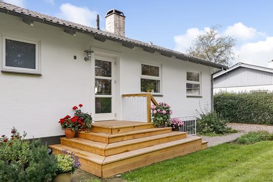 Villa på Egense Stationsvej i Svendborg - Ejendommen