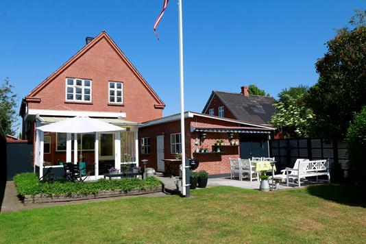 Villa på Tvedvej i Svendborg - Ejendommen