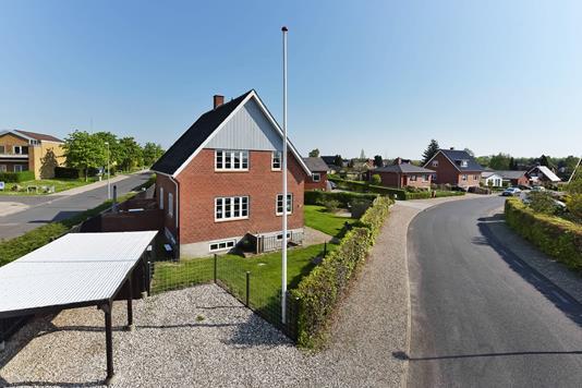 Villa på Krøyersvej i Svendborg - Mastefoto