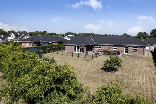 Villa på Bærvænget i Svendborg - Ejendommen