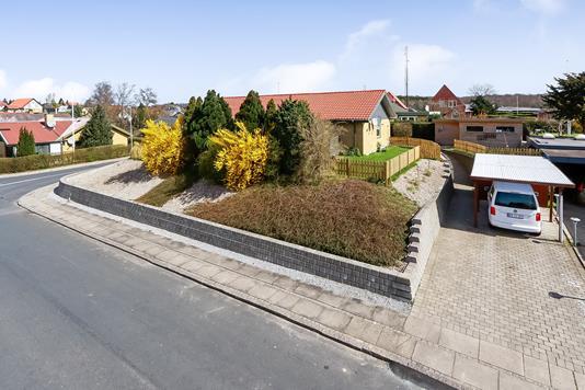 Villa på Stubbevangen i Svendborg - Mastefoto