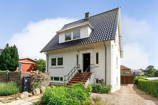 Villa på Skovvej i Svendborg - Ejendommen