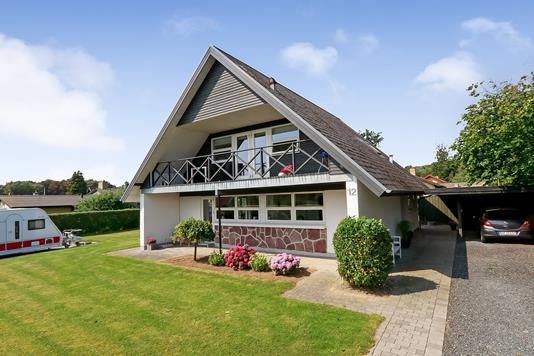 Villa på Aninevej i Svendborg - Ejendommen