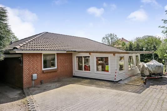 Villa på Fåborgvej i Svendborg - Ejendommen