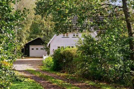 Villa på Heldager Mosevej i Svendborg - Ejendommen