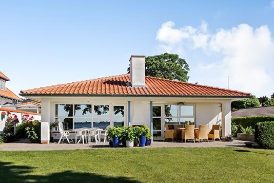 Villa på Rantzausmindevej i Svendborg - Terrasse