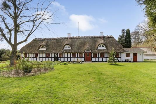 Villa på Vornæs Skovvej i Svendborg - Ejendommen