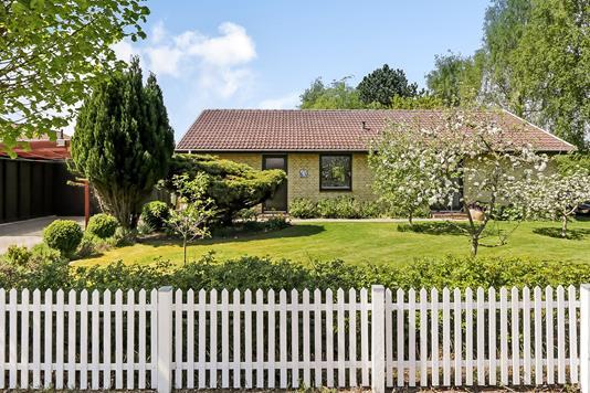 Villa på Avernakøvej i Svendborg - Ejendommen
