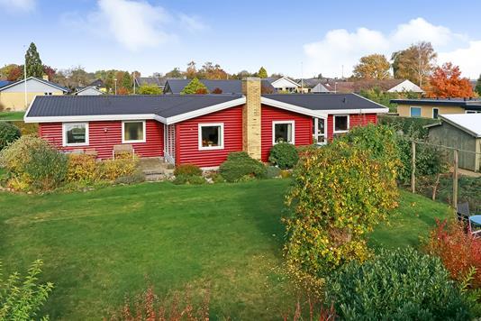 Villa på Kærvej i Vester Skerninge - Ejendommen