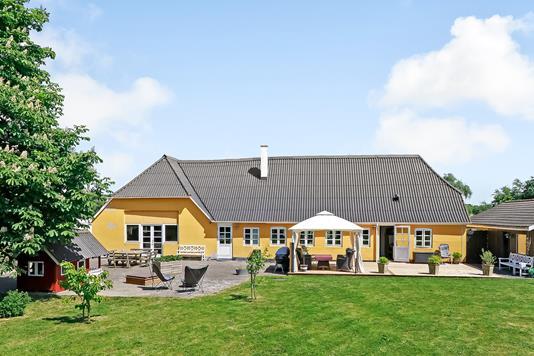Villa på Tordensgårdevej i Svendborg - Ejendommen