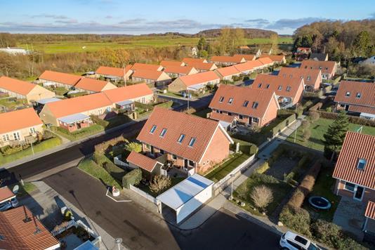 Villa på Solsikkevej i Svendborg - Udendørs