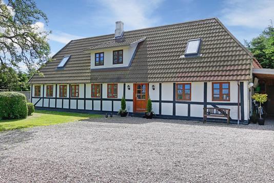 Villa på Vesterballevej i Svendborg - Ejendommen