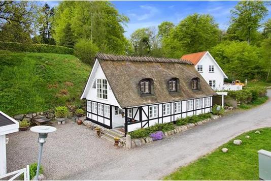 Villa på Kirkestræde i Svendborg - Ejendommen