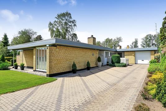 Villa på Bjerregårdstoften i Svendborg - Ejendommen