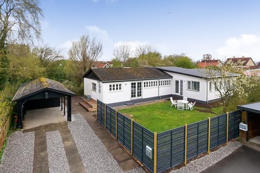 Villa på Vindeby Enghavevej i Svendborg - Mastefoto
