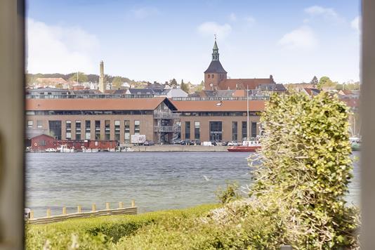 Villa på Vindeby Sundvej i Svendborg - Ejendommen