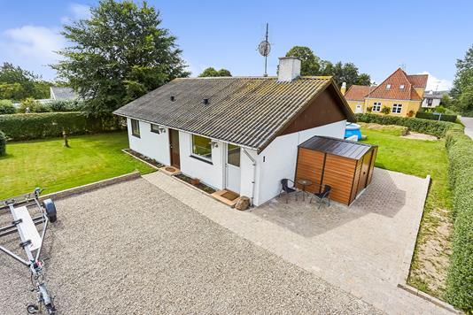 Villa på Kastanievej i Svendborg - Ejendommen