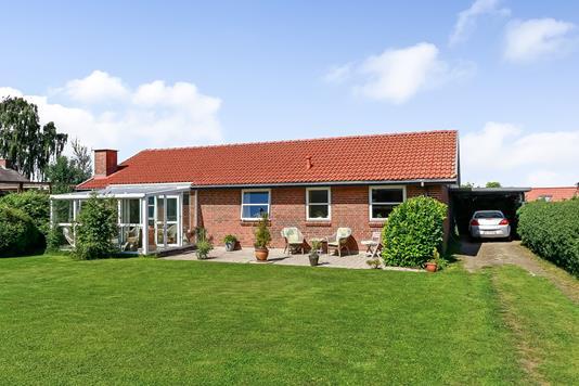 Villa på Vindeby Birkevej i Svendborg - Ejendommen