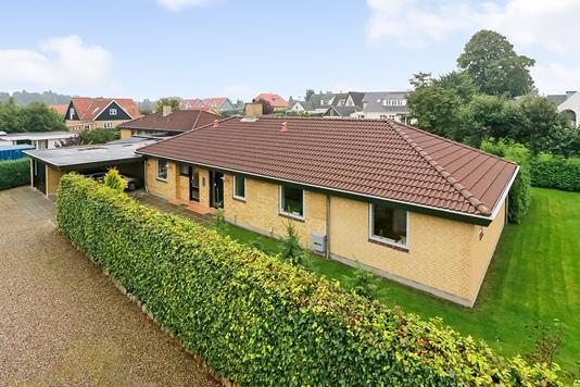 Villa på Ladegårdsvej i Svendborg - Ejendommen