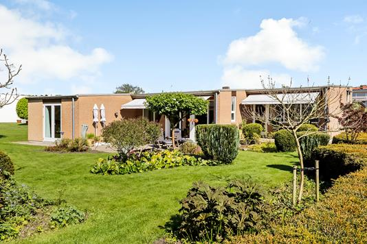 Villa på Præstemosen i Svendborg - Ejendommen