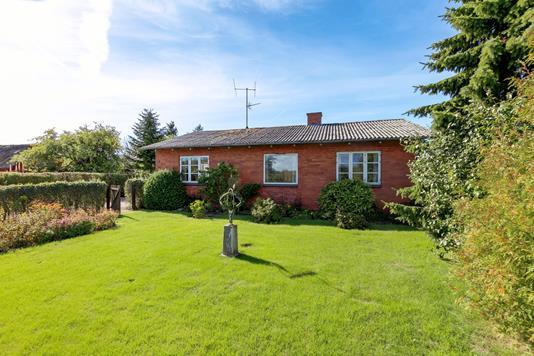 Villa på Strammelse Gade i Svendborg - Udendørs