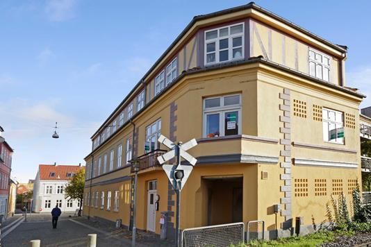 Andelsbolig på Brogade i Svendborg - Ejendommen