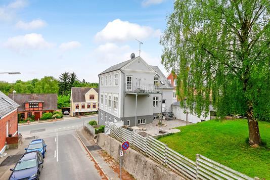 Ejerlejlighed på Bakkevej i Svendborg - Ejendommen