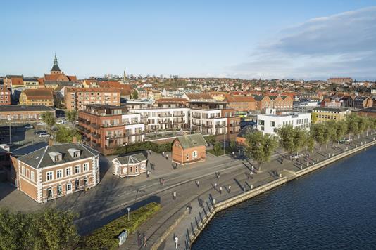 Ejerlejlighed på Jessens Mole i Svendborg - Andet