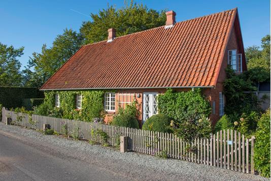 Villa på Sundsgårdsvej i Kværndrup - Ejendommen