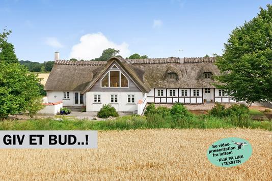 Villa på Hedevej i Stenstrup - Andet