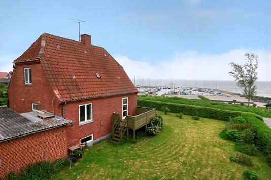 Villa på Strandvej i Vester Skerninge - Mastefoto