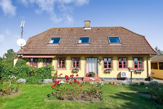 Villa på Østerhovedvej i Svendborg - Ejendommen