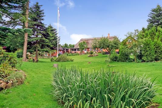 Villa på Gærupvej i Faaborg - Ejendommen