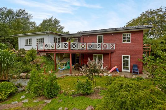 Villa på Langgade i Hesselager - Andet