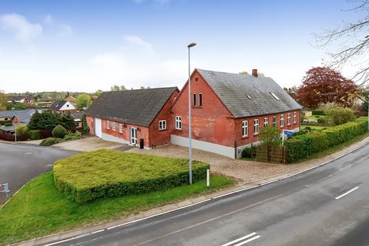 Villa på Gammel Sognevej i Stenstrup - Ejendommen
