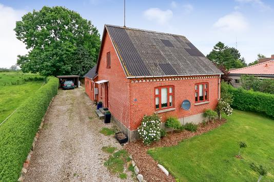 Villa på Rygårdsvej i Hesselager - Ejendommen