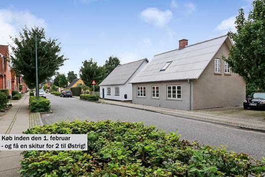 Villa på Stationsvej i Stenstrup - Andet