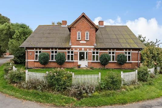 Villa på Boholtvej i Hesselager - Ejendommen
