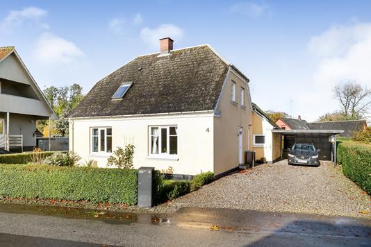 Villa på Lakkendrupvej i Gudbjerg Sydfyn - Ejendommen