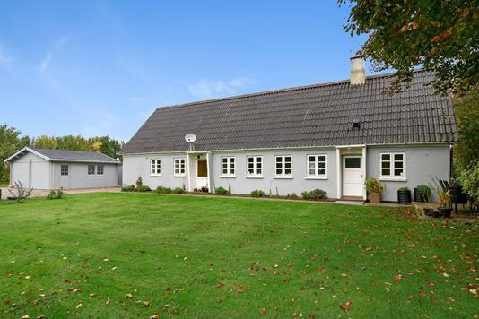 Villa på Gravvængevej i Vejstrup - Ejendommen
