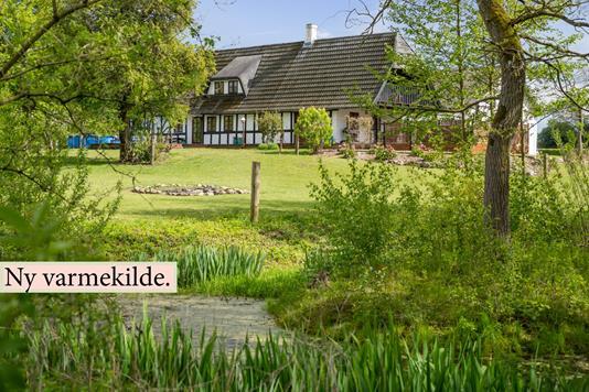 Villa på Lakkendrupvej i Gudbjerg Sydfyn - Andet