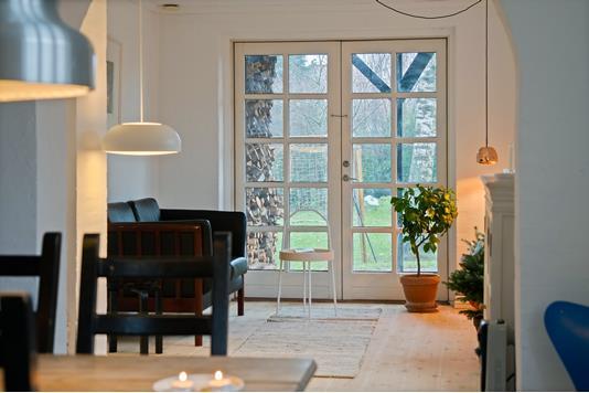 Villa på Skårup Vestergade i Skårup Fyn - Indendørs