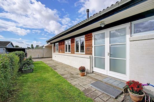 Villa på Fiskergårdsvej i Roskilde - Ejendommen